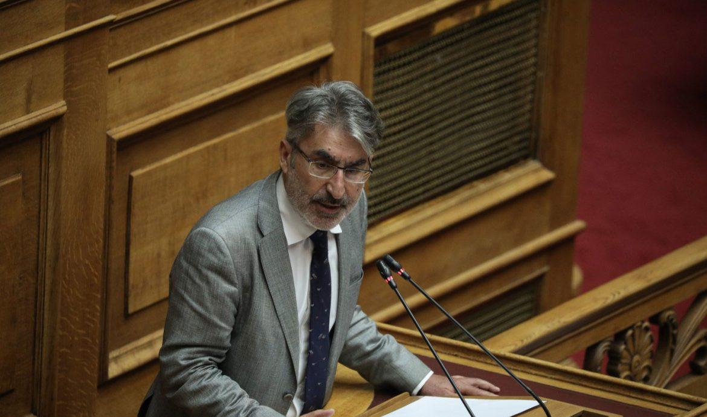 Θ. Ξανθόπουλος: Ερώτηση για το κλείσιμο των ΕΛΤΑ στο Παρανέστι και τα μέτρα της κυβέρνησης ώστε να αποφευχθεί η ταλαιπωρία των πολιτών