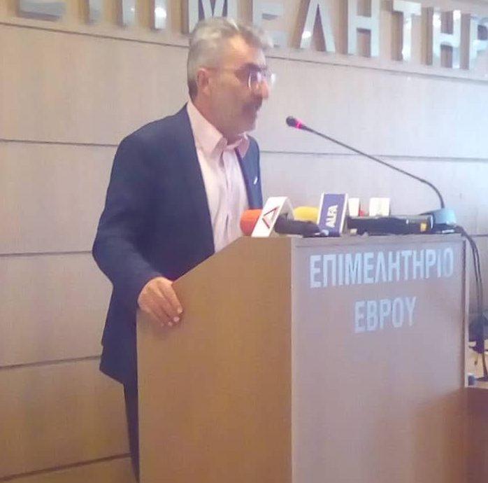 Θ. Ξανθόπουλος: Οι πολίτες θα ακυρώσουν τα σχέδια της κυβέρνησης και των χρυσοθήρων