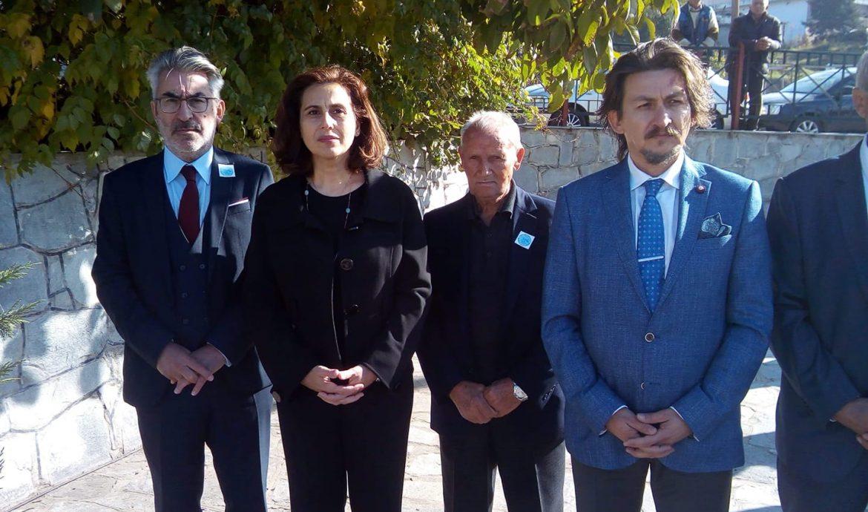 Νευροκόπι: Τιμή στη μνήμη των σφαγιασθέντων από τους Βούλγαρους το 1903