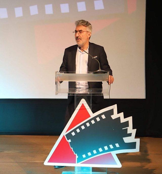 Στην τελετή έναρξης του Φεστιβάλ ταινιών μικρού μήκους στη Δράμα