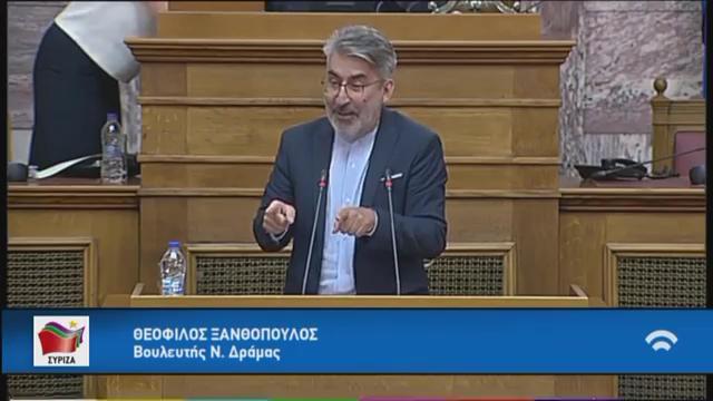 Ομιλία σε Επιτροπή Συνταγματικής Αναθεώρησης για δημοψηφίσματα (16-10-2019)