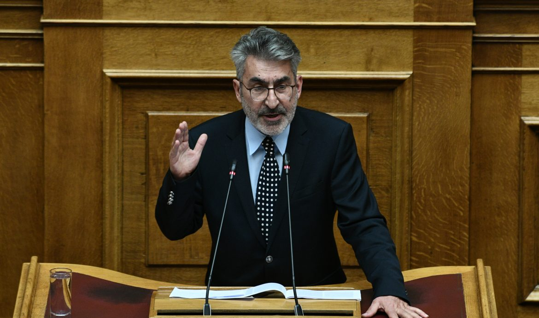 Θ. Ξανθόπουλος: Απαξίωση των θεσμών η ψηφοφορία στη Βουλή-Αν αυτά γίνονται σε απευθείας μετάδοση, τι να φανταστεί ο πολίτης ότι γίνεται εν κρυπτώ;