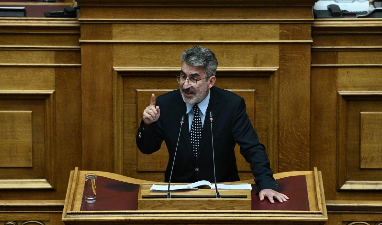 """Στο βιβλίο Γκίνες ο κ. Αυγενάκης με τόσα """"αυτογκόλ"""". Αυθαιρετείτε στο ποδόσφαιρο και θα το πληρώσετε-Να καταργηθεί το δικαστικό ένσημο, ευνοεί προκλητικά τις Τράπεζες"""