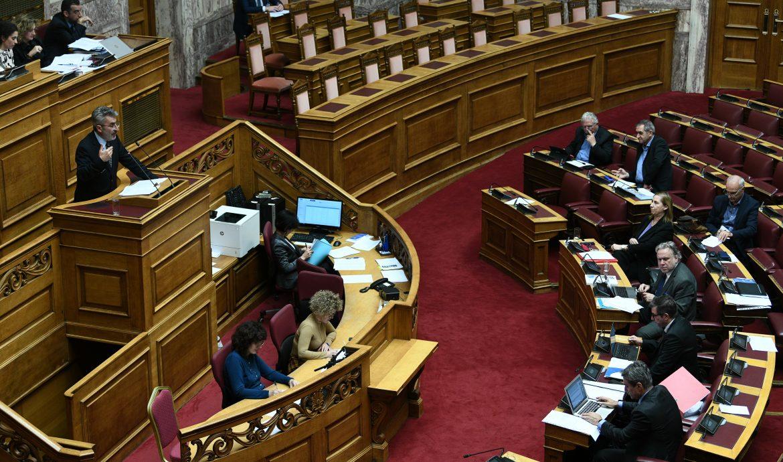 Μέτρα επέκτασης και ενίσχυσης των υπηρεσιών πρόνοιας και κοινωνικής στήριξης μέσω του προγράμματος «Βοήθεια στο Σπίτι» ζητούν με ερώτησή τους 70 βουλευτές του ΣΥΡΙΖΑ