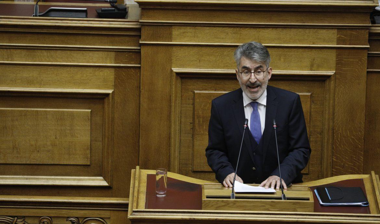 Θ. Ξανθόπουλος: Ερώτηση και αίτηση κατάθεσης εγγράφων για την προμήθεια πυλών απολύμανσης στο υπουργείο Δικαιοσύνης και τα δικαστήρια με απευθείας ανάθεση