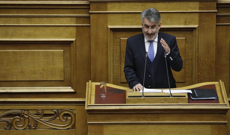 Θ. Ξανθόπουλος: Υπάρχει πολιτική ευθύνη της κυβέρνησης στην υπόθεση Λιγνάδη-Εάν δεν τον ήξεραν ούτε η κ. Μενδώνη, ούτε ο κ. Μητσοτάκης, ποιός τον πρότεινε για το Εθνικό Θέατρο;