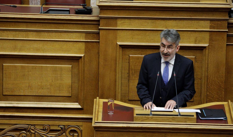 Θ. Ξανθόπουλος: Η γνωμοδότηση του ΝΣΚ εκθέτει την κυβέρνηση για τους χειρισμούς της στο σκάνδαλο της Novartis