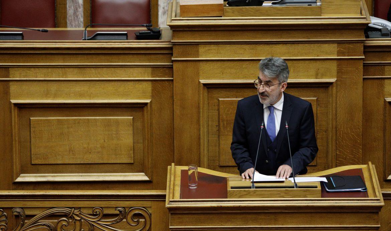 Δήλωση Θ. Ξανθόπουλου για την ανάθεση των καθηκόντων Τομεάρχη Δικαιοσύνης της Κοινοβουλευτικής Ομάδας του ΣΥΡΙΖΑ