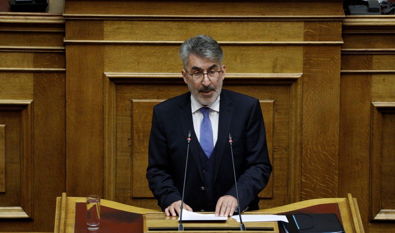 Θ. Ξανθόπουλος: Ερώτηση 40 βουλευτών σχετικά με τα προγράμματα δάσωσης αγροτικών γαιών για περιβαλλοντική αναβάθμιση και ενίσχυση του εισοδημάτων των αγροτών