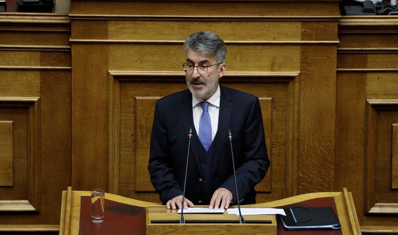Θ. Ξανθόπουλος: Ακραία αυθαιρεσία του κράτους η υποχρέωση παραίτησης των συνταξιούχων από άλλα δικαιώματα για να πάρουν τα λειψά αναδρομικά-Να μας πει η κυβέρνηση σε ποιες υποθέσεις «ξεπλύματος» έγινε άρση των δεσμευτικών μέτρων