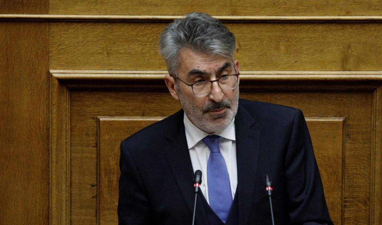 Θ. Ξανθόπουλος: Η κυβέρνηση πλήττει τη φερεγγυότητα της Αρχής για το ξέπλυμα βρώμικου χρήματος-Θέλει ανενδοίαστα να ελέγξει όλους τους θεσμούς