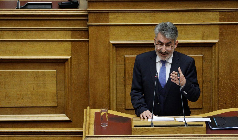 Θ. Ξανθόπουλος: Θεσμική εκτροπή η προσπάθεια της πλειοψηφίας της Προκαταρκτικής να αποκαλύψει τους προστατευόμενους μάρτυρες στο σκάνδαλο Novartis