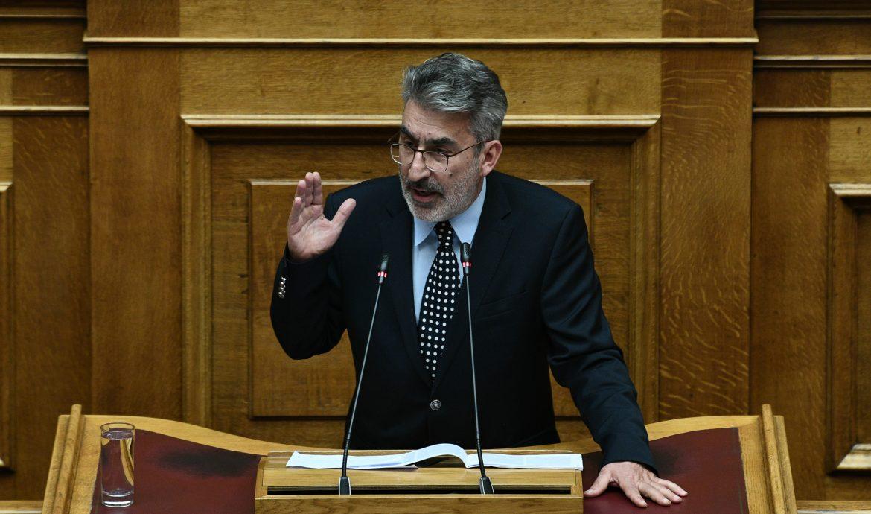 """Θ. Ξανθόπουλος: """"Λεφτόδεντρα"""" υπάρχουν για γαλάζια στελέχη-Ερώτηση 34 βουλευτών για την απευθείας ανάθεση υπηρεσιών προβολής του έργου της  Γ.Γ.  Αντεγκληματικής Πολιτικής, εν μέσω πανδημίας"""