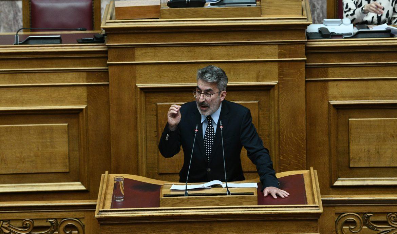 Θ. Ξανθόπουλος στο Κόκκινο Καβάλας: Οι έκτακτες συνθήκες δεν αποτελούν θερμοκήπιο για να κάνει η ΝΔ δουλειές κάτω από το τραπέζι