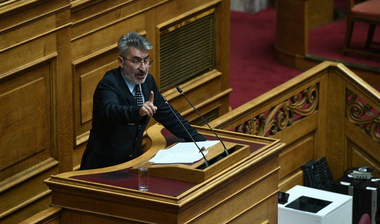 Θ. Ξανθόπουλος: Με συνοπτικές διαδικασίες η κυβέρνηση οδηγεί τις λαϊκές αγορές σε εξαφάνιση-Ερώτηση 61 βουλευτών
