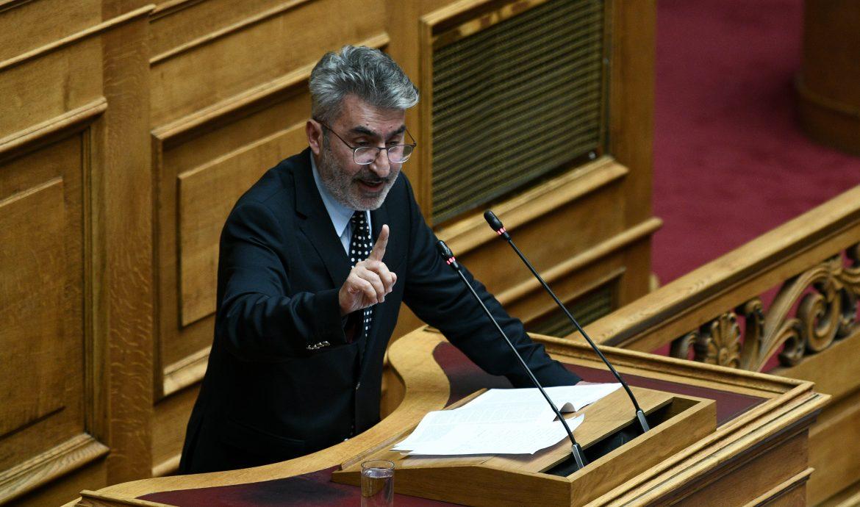 Θ. Ξανθόπουλος: Ερώτηση 30 βουλευτών για την επίσκεψη 9 συνολικά ημερών της Γ.Γ Αντεγκληματικής Πολιτικής και 4 συνοδών ασφαλείας της, στη Κω