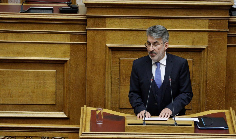 Θ. Ξανθόπουλος: Με το επικοινωνιακό σόου των εμβολίων προσπαθεί η κυβέρνηση να κρύψει τις ευθύνες της στην διαχείριση της πανδημίας-Να ενισχυθεί το ΕΣΥ και οι εργαζόμενοί του