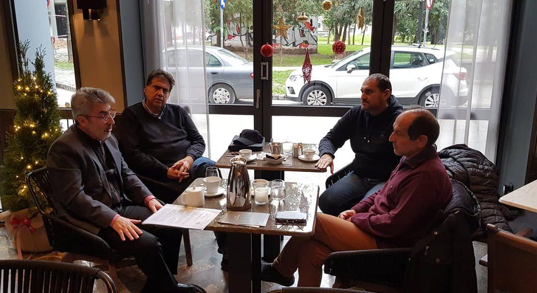 Συζήτηση με εκπροσώπους του συλλόγου νεφροπαθών για τα σοβαρά προβλήματα που αντιμετωπίζουν