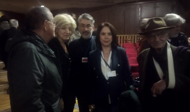 Στη Δίκη της Χρυσής Αυγής με αντιπροσωπεία βουλευτών του ΣΥΡΙΖΑ-Συμπαράσταση στην ανθρώπινη αξιοπρέπεια και τη προσδοκία για Δικαιοσύνη