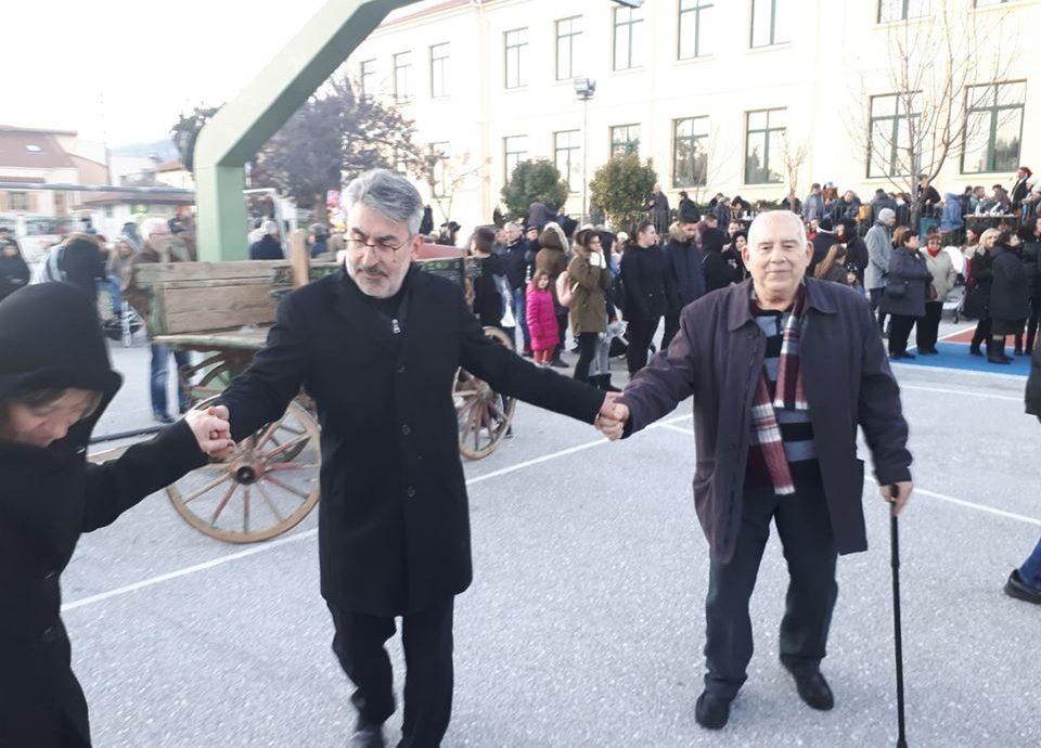 Ολοκλήρωση των ευετηριακών δρώμενων-Εκδηλώσεις στη Καλή Βρύση και την Πετρούσα-Να είμαστε γεροί και του χρόνου