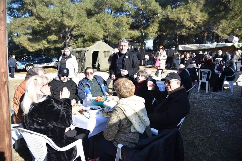 Οι δράσεις του Σαββάτου-Από το πανηγύρι στον Αγ. Τρύφωνα, στη πίτα της Δόξας και στις εκδηλώσεις του ΣΥΡΙΖΑ στη Δράμα