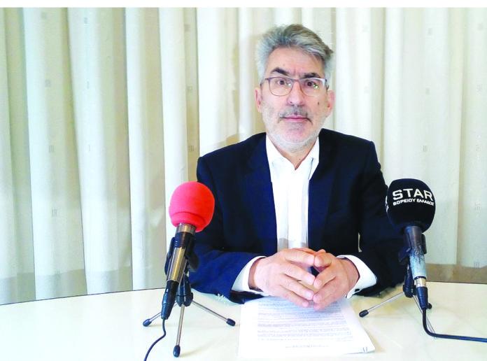 """Θ. Ξανθόπουλος-Συνέντευξη τύπου: Ενίσχυση δημόσιου συστήματος υγείας για κορωναϊό-Σύνοδος κορυφής ΕΕ για προσφυγικό-""""Κόλλησε"""" η στελέχωση των φυλακών Δράμας"""
