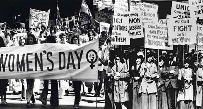 Για την ημέρα της Γυναίκας-Διαχρονικός αγώνας για την ισότητα-Είναι θέμα Δημοκρατίας