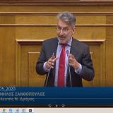Θ. Ξανθόπουλος: Η κυβέρνηση επέλεξε το στρατόπεδο των Τραπεζιτών και όχι των πολιτών-Με δική της ευθύνη άφησε στο απυρόβλητο πιθανά αδικήματα απιστίας