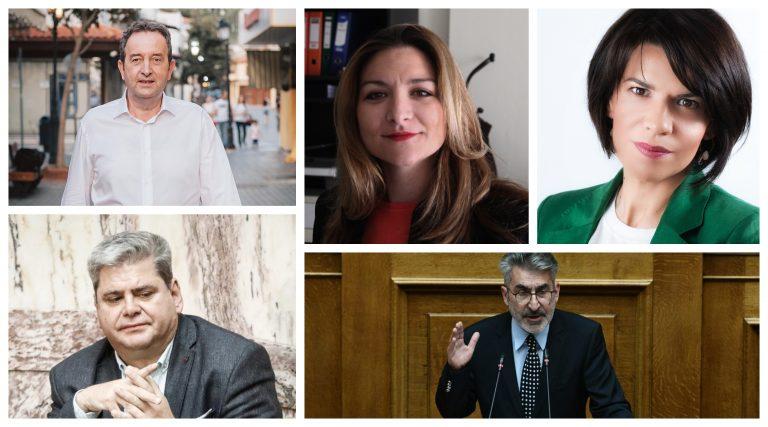 Ερώτηση βουλευτών ΣΥΡΙΖΑ ΑΜ-Θ προς Κικίλια: Πόσες προσλήψεις έγιναν στις νοσοκομειακές μονάδες της Περιφέρειας;
