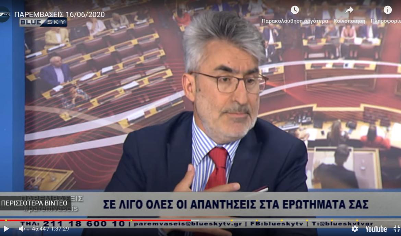 Θ. Ξανθόπουλος: Κακός σχεδιασμός και αλαλούμ από κυβέρνηση στον τουρισμό, πολιτική και νομική ήττα της πλειοψηφίας στην Προκαταρκτική