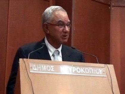 Θερμά συλλυπητήρια για την απώλεια του πρώην δημάρχου Νευροκοπίου, Β. Γιαννόπουλου