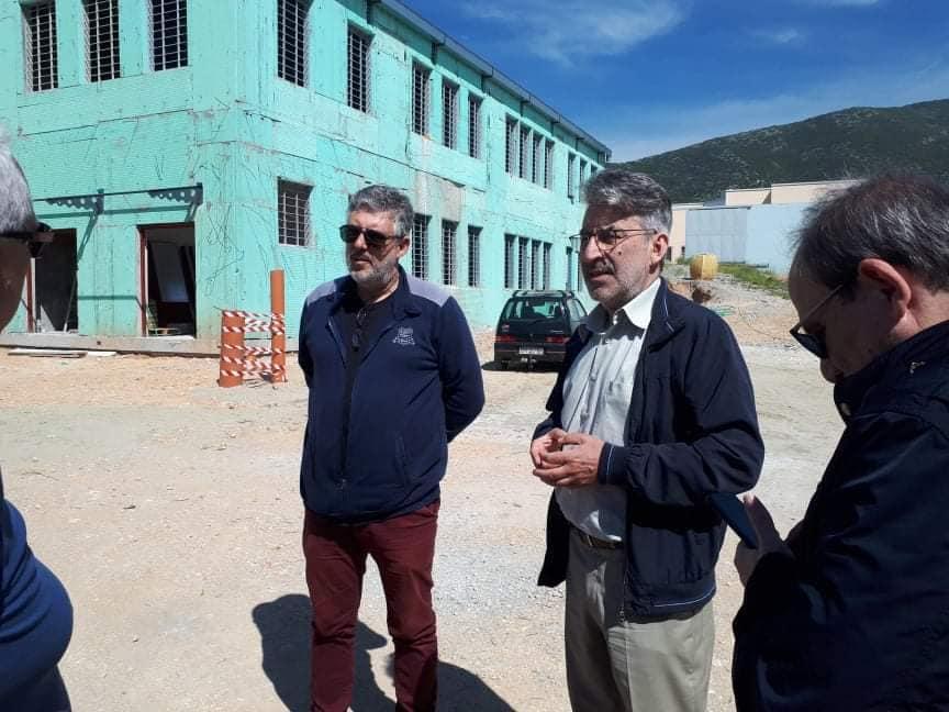 Θ. Ξανθόπουλος: Επίσκεψη σε φυλακές Νικηφόρου, Κέντρο Υγείας και ΠΡΟΚΕΚΑ Παρανεστίου-Συνεχίζουμε τις επαφές με τους πολίτες