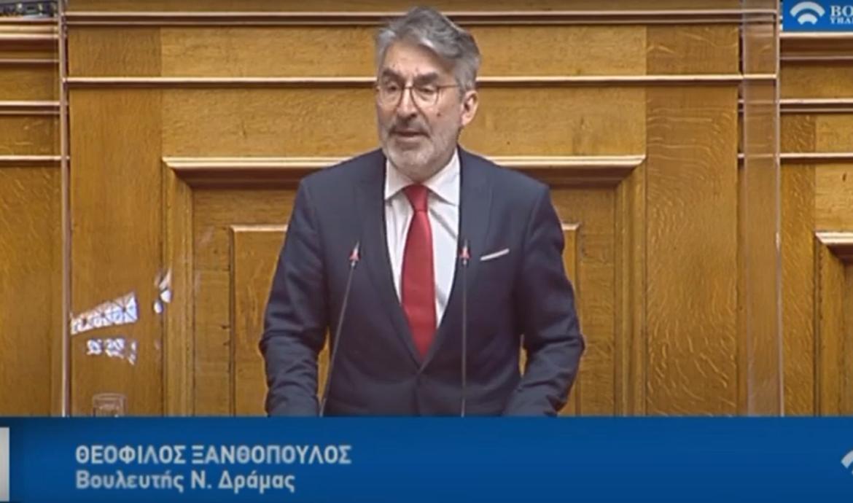 Θ. Ξανθόπουλος:  Να ενισχυθεί το επίδομα θέρμανσης των κατοίκων του Νευροκοπίου Δράμας-Να αποκατασταθούν όλες οι αδικίες