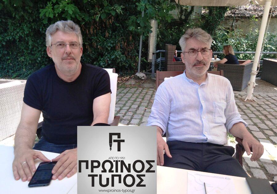 Θ. Ξανθόπουλος: Σε φαύλο κύκλο τα δρομολόγια στη σιδηροδρομική γραμμή Δράμας – Αλεξανδρούπολης