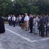 Φόρος τιμής στην 107η επέτειο της απελευθέρωσης της Δράμας αλλά και της σφαγή του Δοξάτου από τα βουλγαρικά στρατεύματα