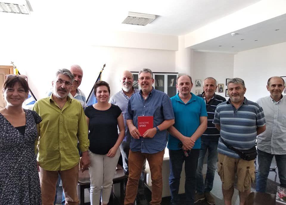 Εξόρμηση σε Μαυρόβατο, Καλαμπάκι με το πρόγραμμα Μένουμε Ορθιοι