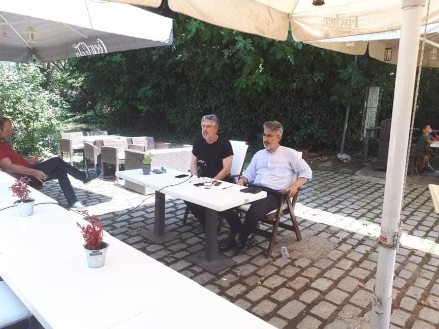 Θ. Ξανθόπουλος, Βουλευτής Δράμας ΣΥΡΙΖΑ: Κριτική στην Κυβέρνηση για φυλακές Νικηφόρου, σιδηροδρομική Εγνατία, κορονοϊό, κλείσιμο συνόρων-STAR B. Ελλάδος