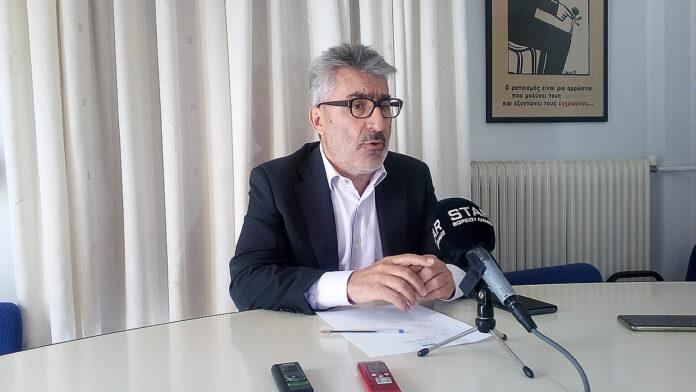 Θεόφιλος Ξανθόπουλος: «Άκρα του τάφου σιωπή για την οδική σύνδεση»