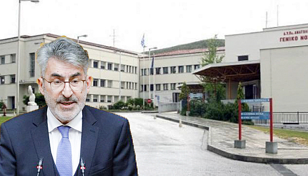 Θ. Ξανθόπουλος στα Χρονικά της Δράμας  για το νοσοκομείο: 40 άτομα από το υγειονομικό προσωπικό θύματα της πανδημίας-Συνάντηση όλων των φορέων για την εξέταση των προβλημάτων της υγειονομικής κρίσης στην περιοχή μας