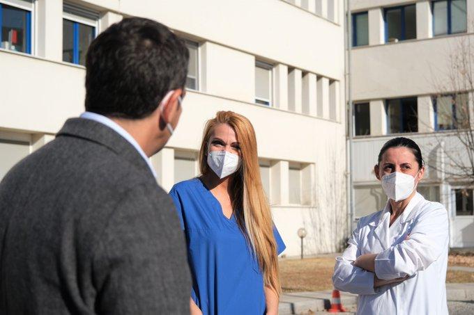 Ο Αλέξης Τσίπρας, για την επίσκεψή του στο νοσοκομείο Δράμας: Σοκαριστικές οι περιγραφές των εργαζομένων-Το ευχαριστώ πρέπει να είναι έμπρακτο