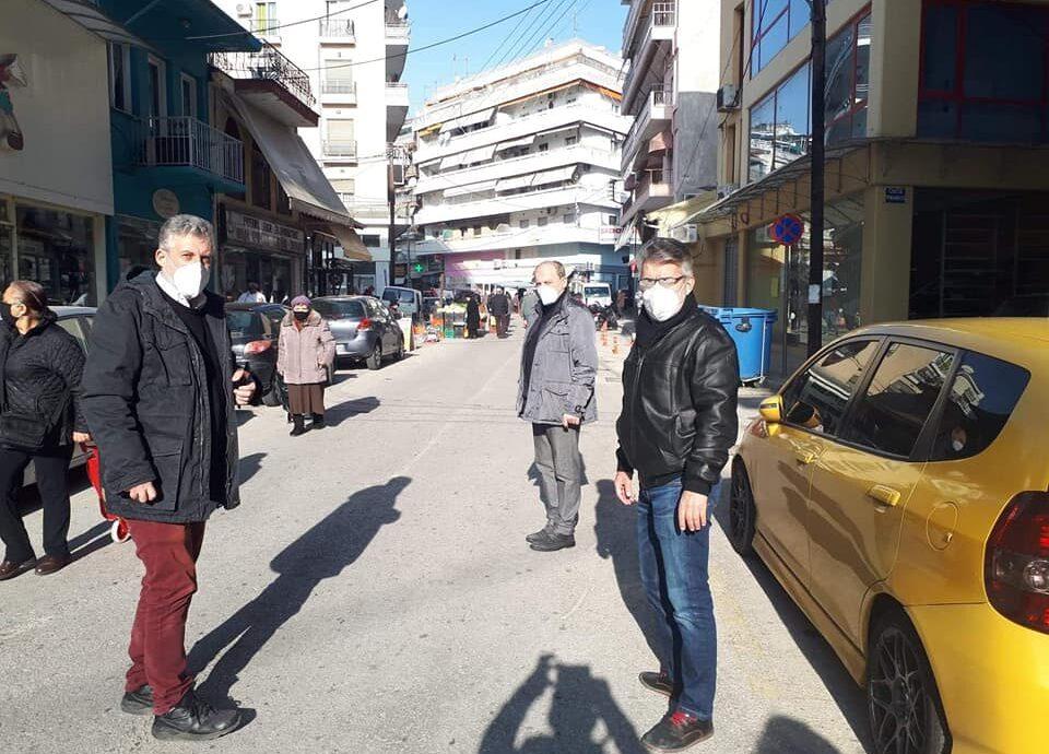 H κοινωνία της Δράμας στενάζει, αγωνιά και και βγάζει τα συμπεράσματά της-Επίσκεψη στην αγορά της πόλης