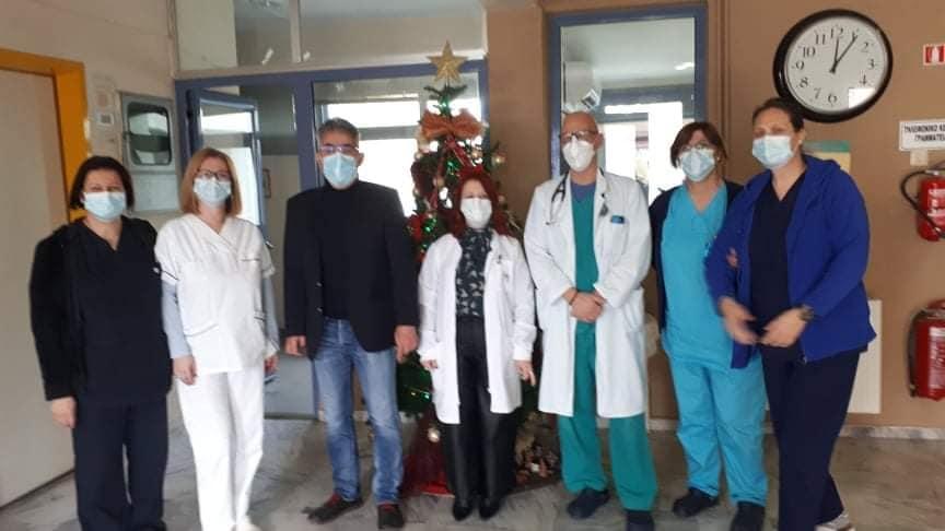 Επίσκεψη Θ. Ξανθόπουλου στα Κέντρα Υγείας Προσοτσάνης & Νευροκοπίου: Μεγάλη η σημασία της α΄βάθμιας φροντίδας στην εποχή της πανδημίας-Αδήριτη ανάγκη ενίσχυσης του ΕΣΥ