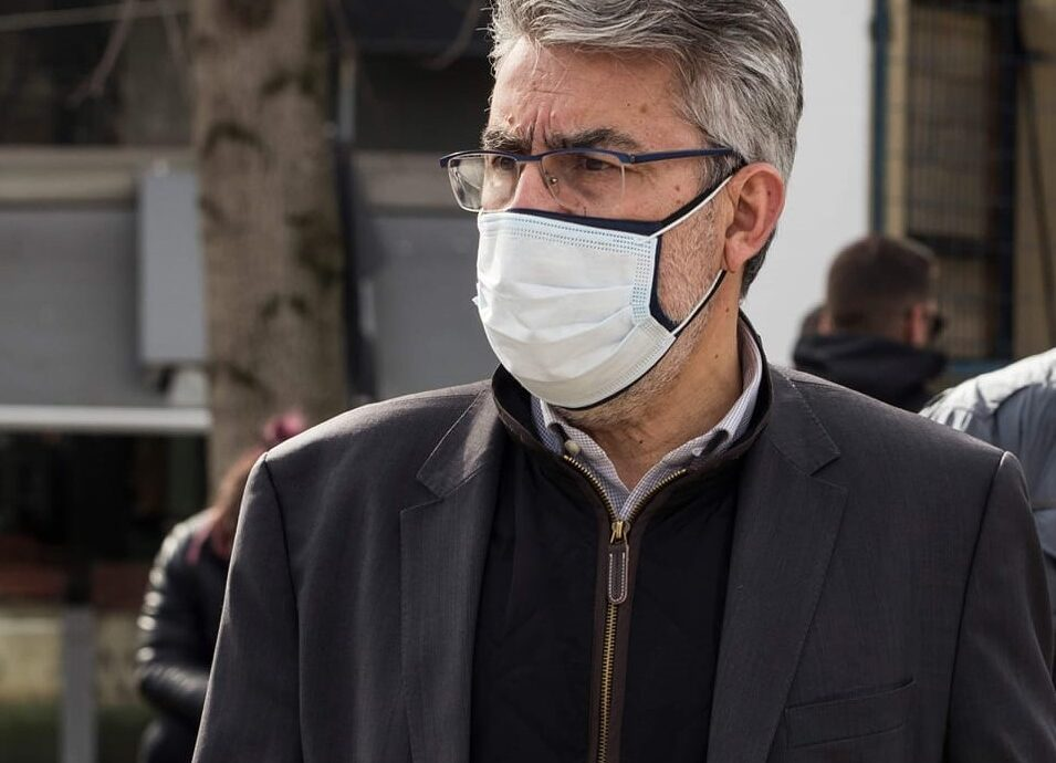 Kοινή δήλωση Ξανθόπουλου-Μωραΐτη για Αυγενάκη: Απροκάλυπτη κυβερνητική παρέμβαση στη Δικαιοσύνη