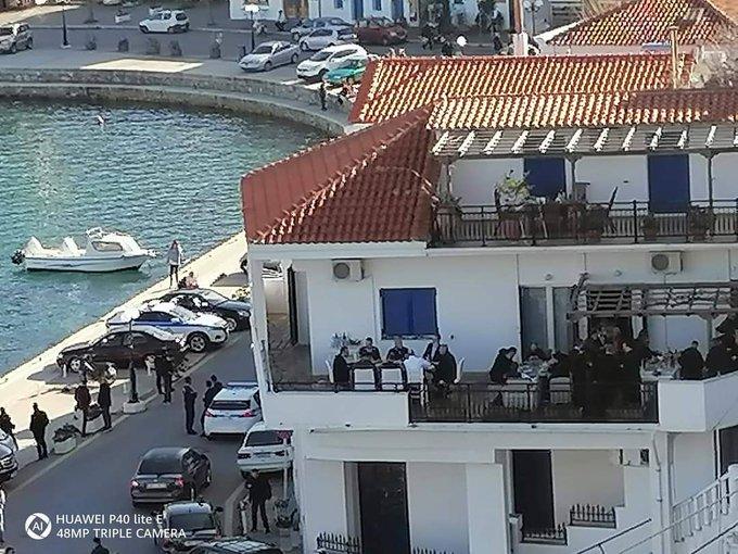 Θ. Ξανθόπουλος: Πού ήταν η ΕΛ.ΑΣ. κατά την παράνομη κορωνοσυγκέντρωση του κ. Πρωθυπουργού και πλήθους κυβερνητικών στελεχών σε σπίτι βουλευτού της ΝΔ στην Ικαρία; Ποια πρόστιμα επέβαλε;- Ερώτηση 54 βουλευτών