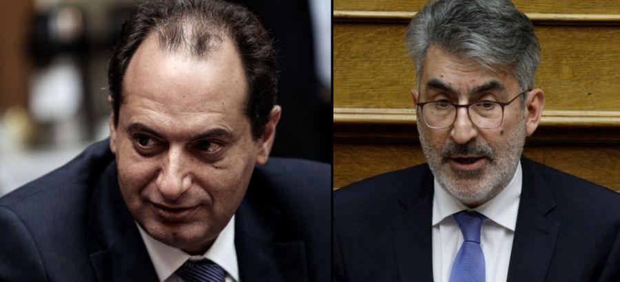 Σπίρτζης-Ξανθόπουλος: Η Ελληνική Δημοκρατία δεν είναι ούτε φοβική, ούτε εκδικητική, ούτε αδιάφορη στην ανθρώπινη ζωή και την υγεία όλων-Ζητάμε από την κυβέρνηση να εφαρμόσει και να σεβαστεί τους νόμους