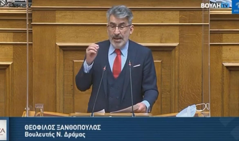 Θ. Ξανθόπουλος: SOS από 25 Ποντιακούς συλλόγους της Δράμας-Κατάθεση αναφοράς για άμεση ένταξη των πολιτιστικών σωματείων στα μέτρα στήριξης