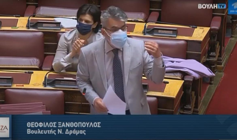 Απαράδεκτη η τακτική της κυβέρνησης να νομοθετεί εκ πλαγίου, με τροπολογίες της τελευταίας στιγμής–Να ανακληθεί η  ξαφνική ρύθμιση για ασυλία μελών των επιτροπών υγείας