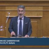 Θ. Ξανθόπουλος-Συζήτηση κατ΄άρθρον: Σφυροκόπημα βασικών διατάξεων του ν/σ για την επιμέλεια-Η κυβέρνηση αγνόησε το πόρισμα της νομοπαρασκευαστικής δίνοντας αφορμή για δεύτερες σκέψεις