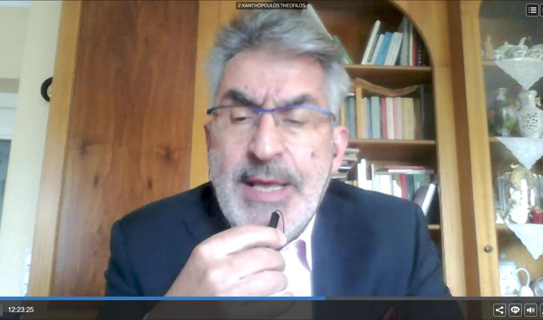Θ. Ξανθόπουλος στο Ευρωκοινοβούλιο: Η λογοδοσία προωθεί την εμπιστοσύνη στους ευρωπαϊκούς θεσμούς-Να ενισχυθεί η δυνατότητα έρευνας και σύστασης εξεταστικών επιτροπών του Ευρωκοινοβουλίου