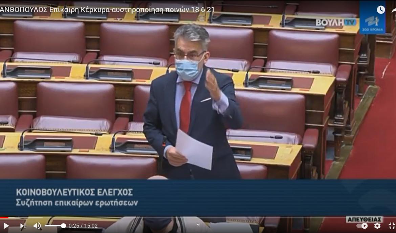 Θ. Ξανθόπουλος: Στον αέρα 88.000 απόφοιτοι Δημοσίων Επαγγελματικών Σχολών-Ερώτηση 45 βουλευτών